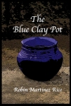 Blue clay Pot